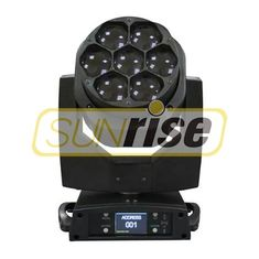 China 15w Beam Mini LED Moving Head Light , Auto Running Rgbw Led Stage Lights supplier