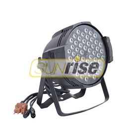 China 54x3W Waterproof LED Par Light Mode IP22 Professional Design For Stage distributor