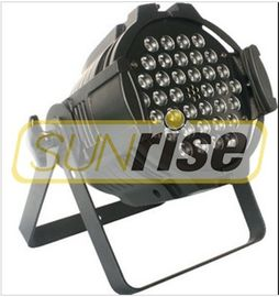 4in1 Rgb Led Par Can Lights , 36x10W RGBW Led Theatrical Lighting Pure Bright Color Effect