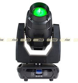 China Professional Sharpy Moving Head Light , CMY 28CH Dmx Moving Head Lights 380w distributor