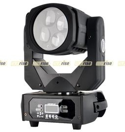 China Rotating Lens Sharpy Moving Head Light 25W 9/16CH , DMX512 Control Mode distributor